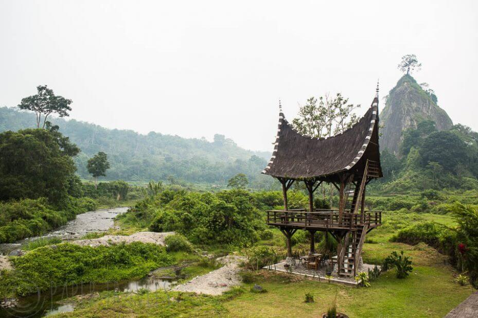 Op reis naar Indonesie