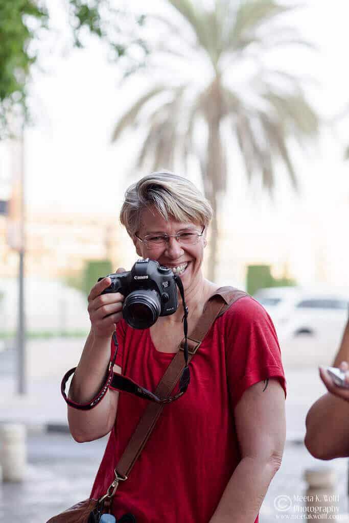 Simone in Dubai