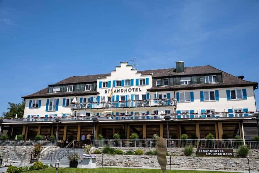Strandhotel Reichenau