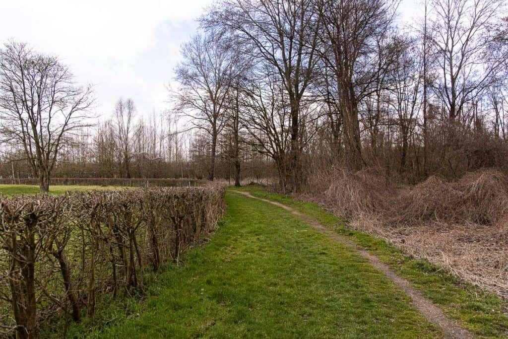 Wandelen in Almere