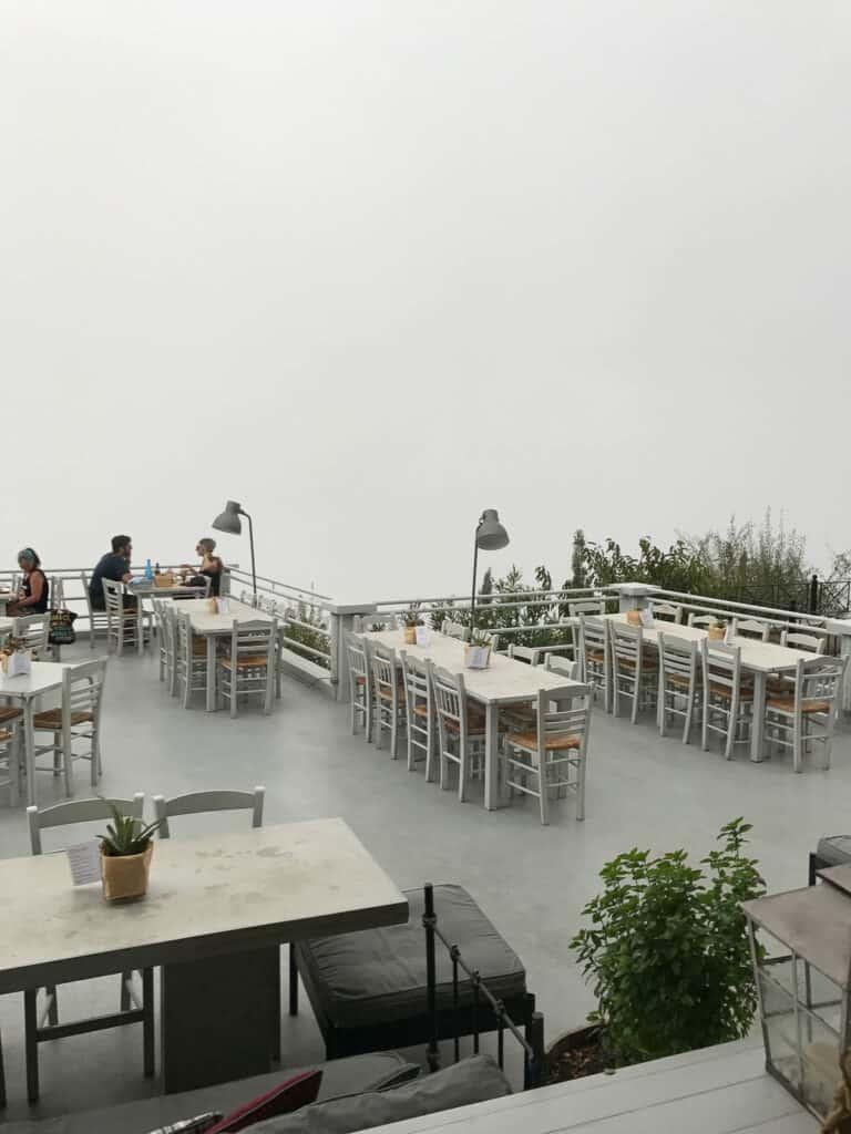 Rachi restaurants op lefkas