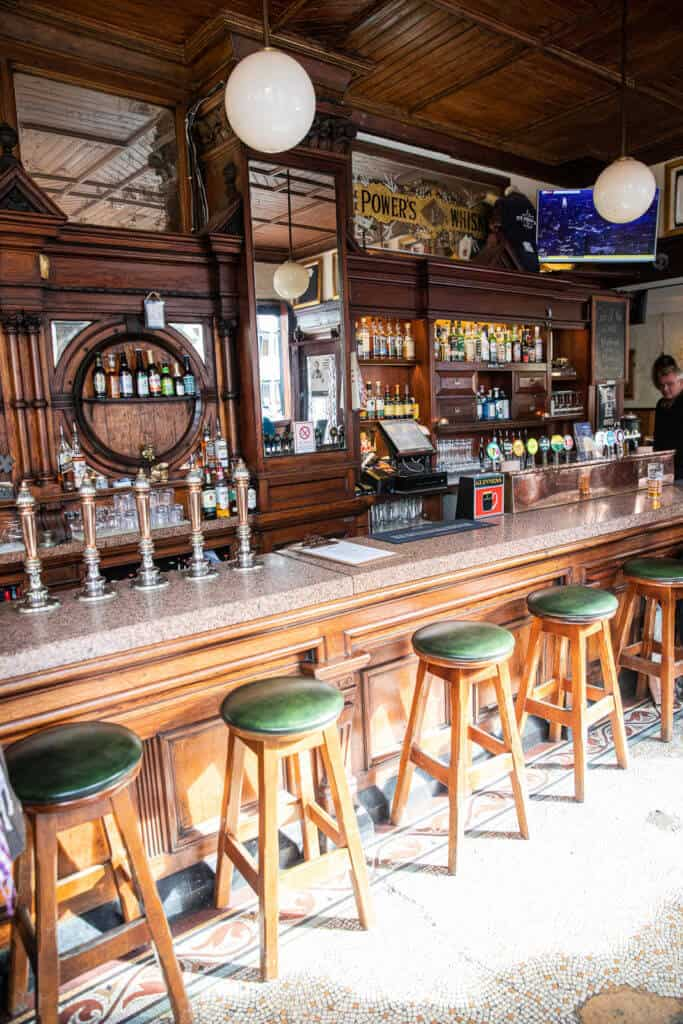 Swan bar Dublin