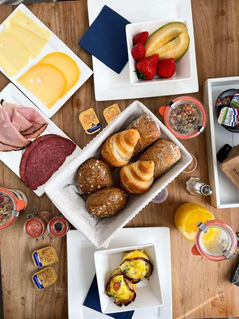 Breakfast De Moerbei