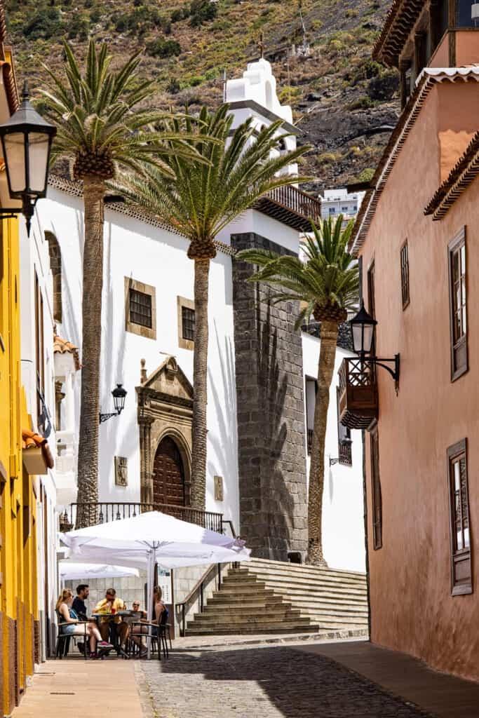 Terrasje Garachico