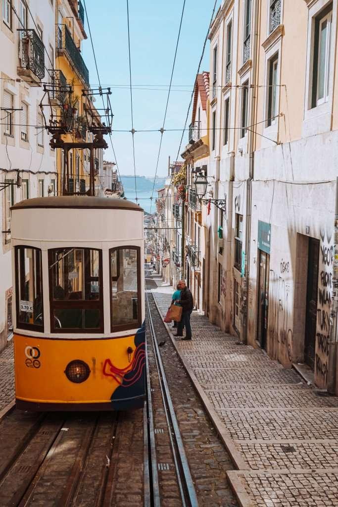 Centrum Lissabon