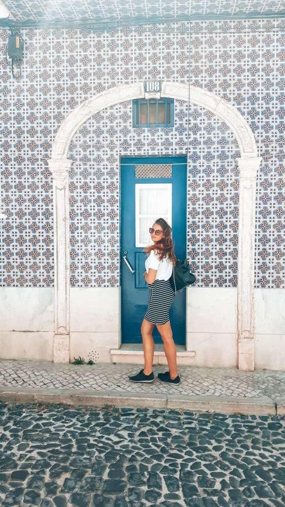 Centrum van Lissabon