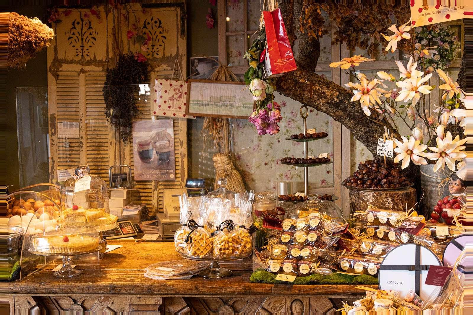 culinair shoppen in Brugge