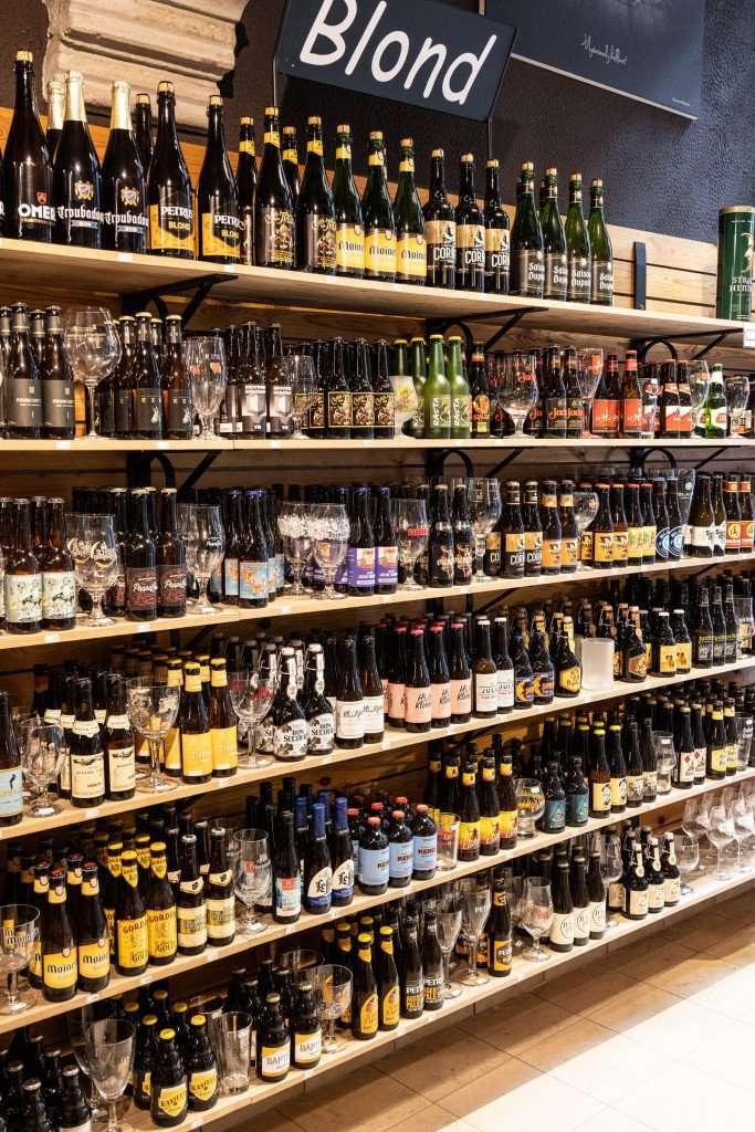the bottleshop