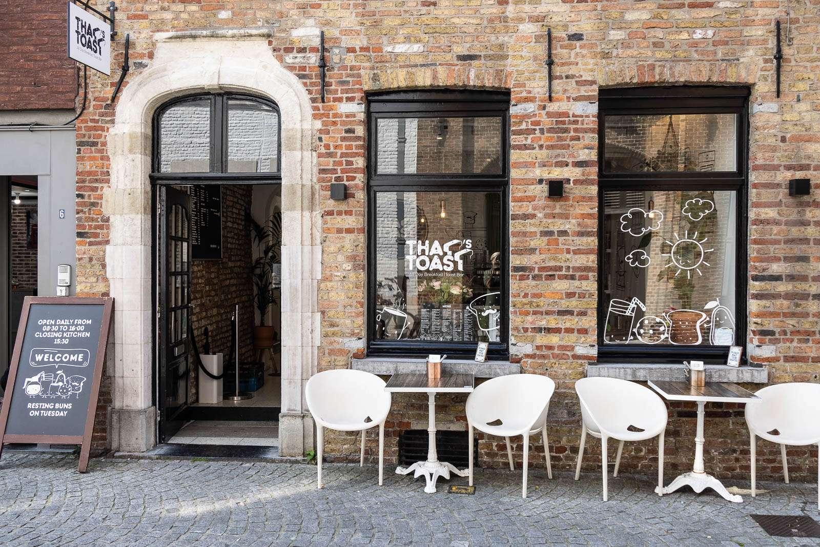 Restaurants in Brugge