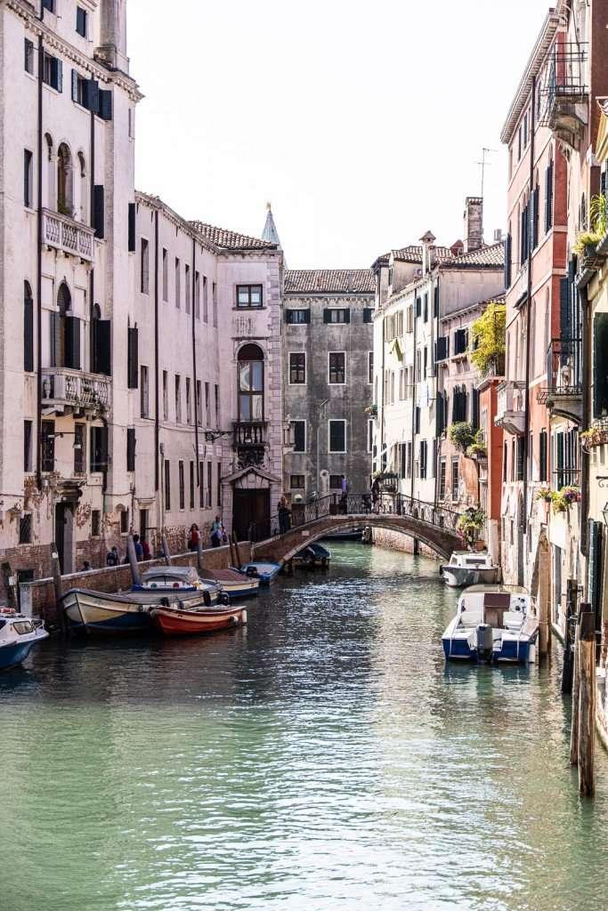 Kanalen van Venetie